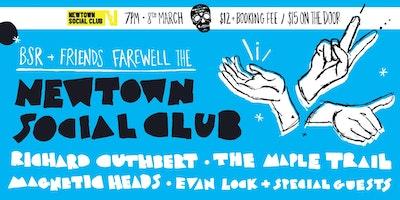 Broken Stone Records (Farewell Newtown SC show)