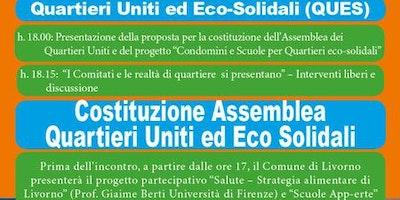 Quartieri Uniti ed Eco-Solidali (QUES) - Assemblea costitutiva