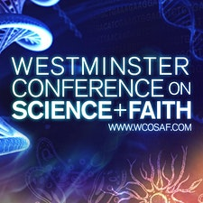 Westminster Conference on Science & Faith logo