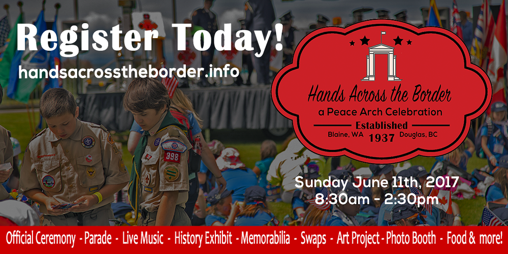 Free Payment Receipt Template Excel Hands Across The Border  Peace Arch Celebration  Registration  Delaware Gross Receipts Tax Return Pdf with A Receipt Pdf Hands Across The Border  Peace Arch Celebration  Registration Sun  Jun   At  Am  Eventbrite Per Diem Receipts Word