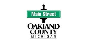 Main Street Oakland County Main Event Awards Night 2017