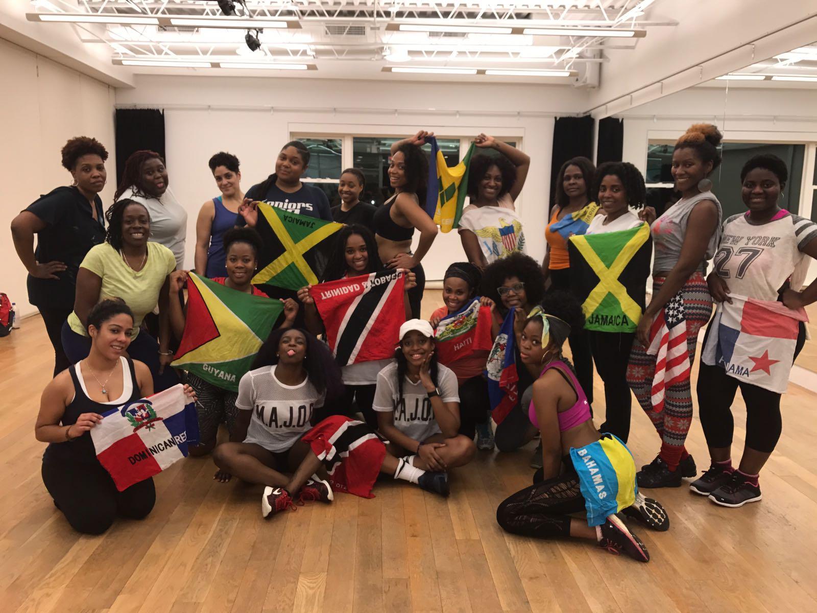 """CarNYval Fit """"Dance Fitness Workshop"""""""