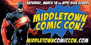 Galactic Con   Middletown Comic Con 2017