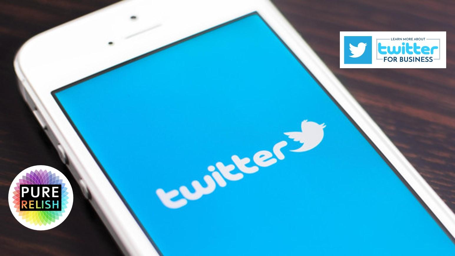 TWITTER For Business - Half Day Beginners Wor