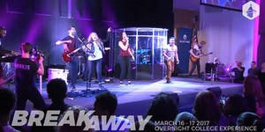 BREAKAWAY at University of Valley Forge: March 16-17,...
