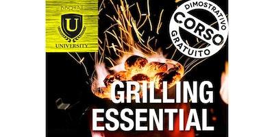 PUGLIA - FG - GES126 - BBQ4ALL GRILLING ESSENTIAL - PICCOLO GIARDINO