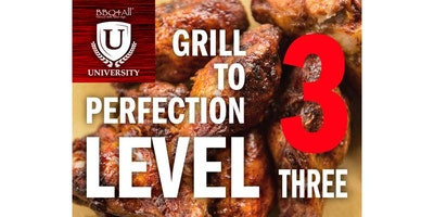 PUGLIA - FG - GRP337 - BBQ4ALL GRILL TO PERFECTION Level 3 - PICCOLO GIAR