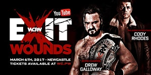 WCPW Newcastle: March 6th - Live Wrestling