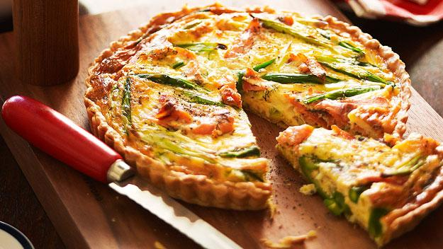 Cooking Class: Become A Quiche Pro