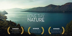 Love Thy Nature Film Screening, narrated by Liam Neeson