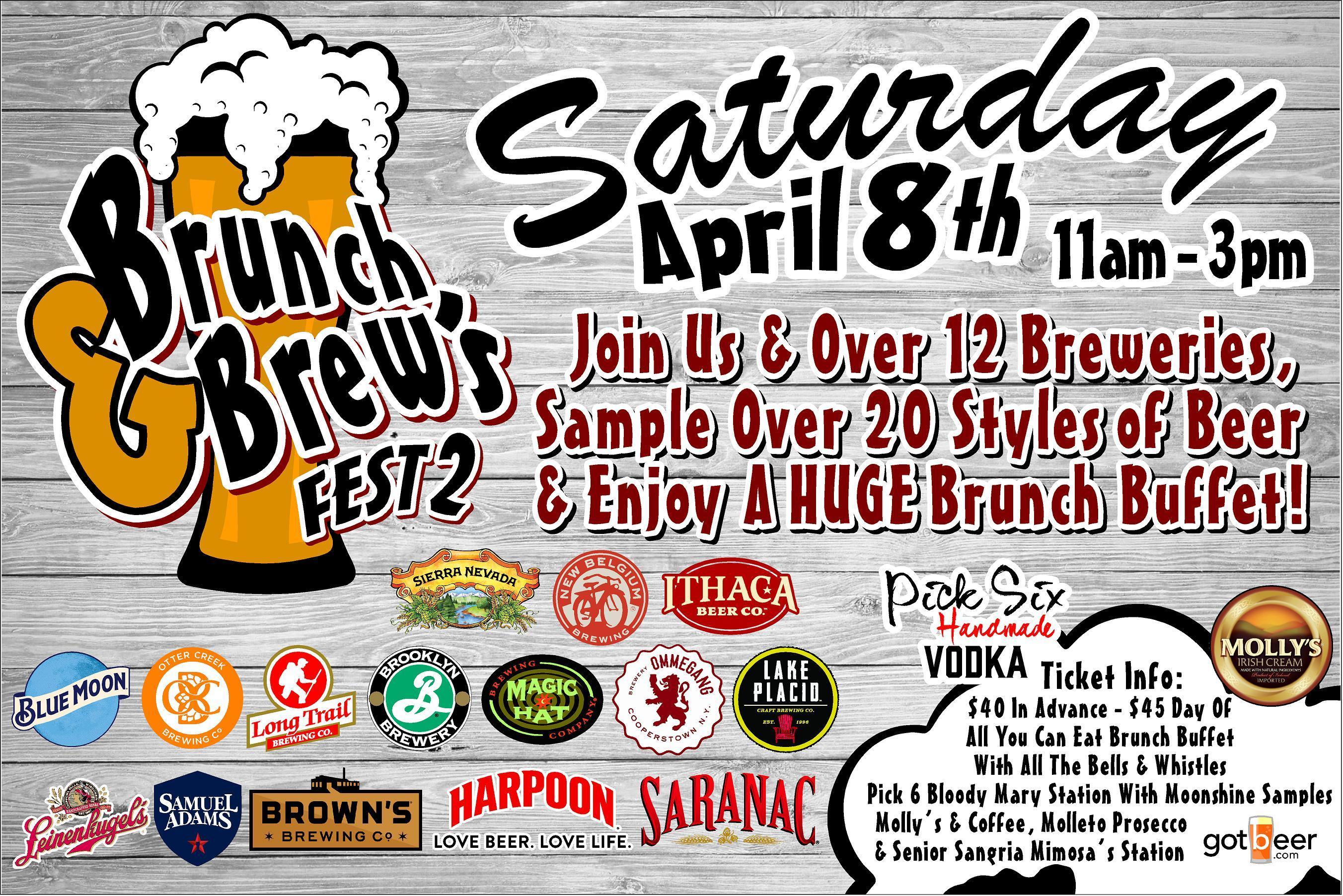 Deep House Brunch & Brew Fest