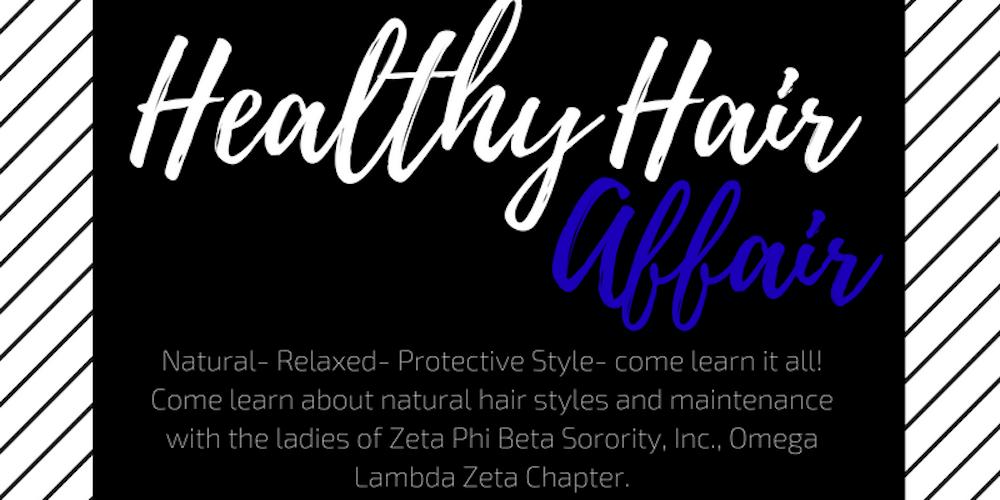 Healthy Hair Affair Tickets, Wed, Mar 29, 2017 at 6:30 PM   Eventbrite