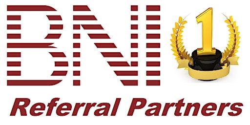 BNI REFERRAL PARTNERS NETWORKING