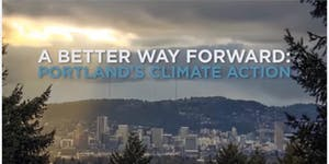 Mayor's Town Hall on Portland's Climate Priorities