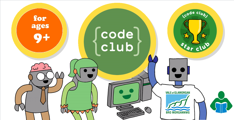 Penarth Library Code Club