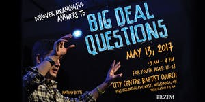 Big Deal Questions 2017 - Ontario