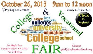 Ivy Baptist Church Events   Eventbrite