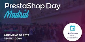 PrestaShop Day Madrid 2017