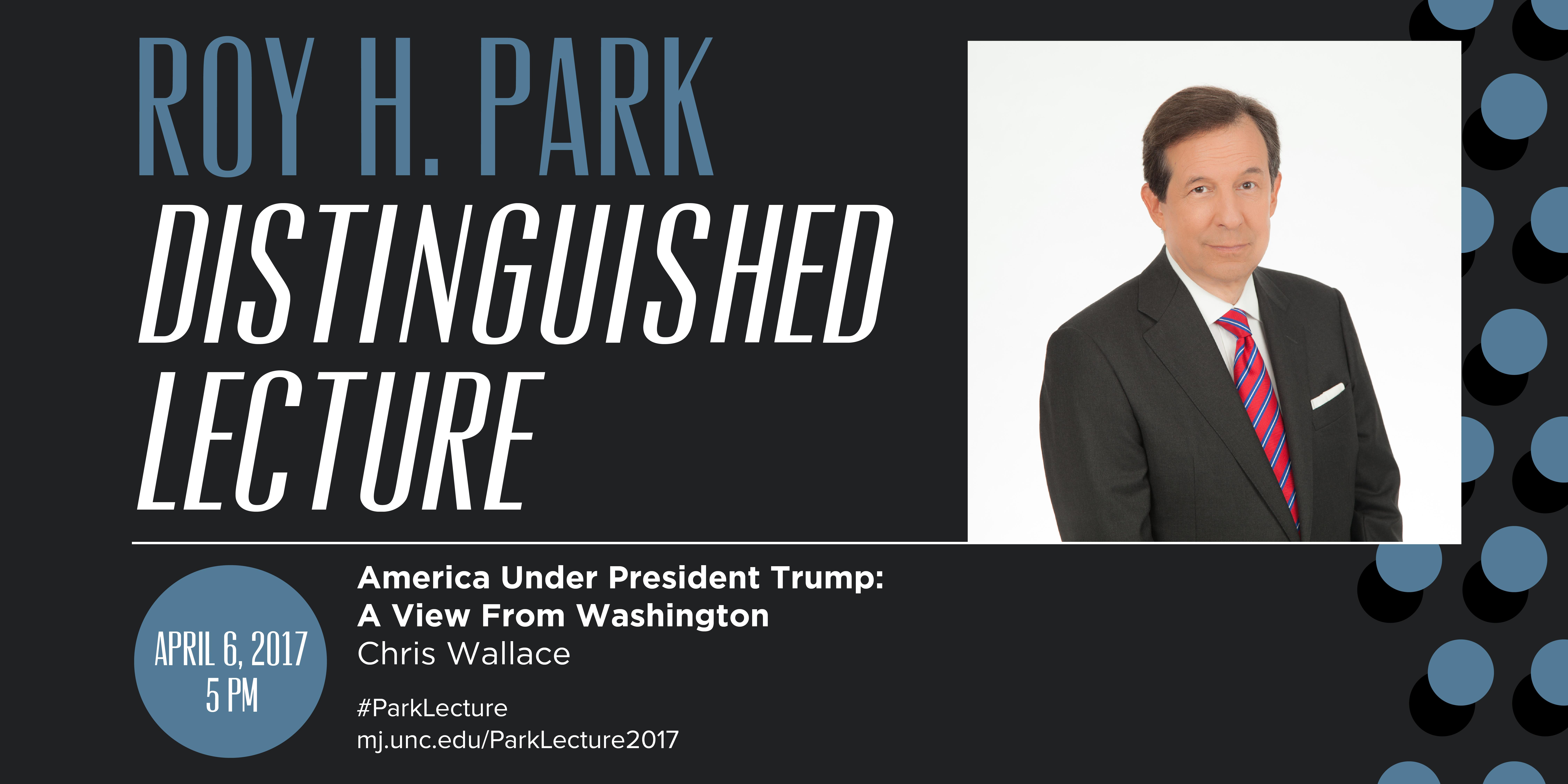 Park Lecture 2017