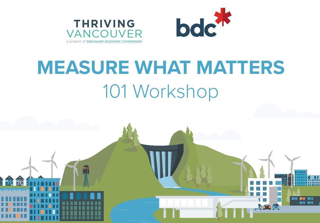 Measure What Matters 101 Workshop