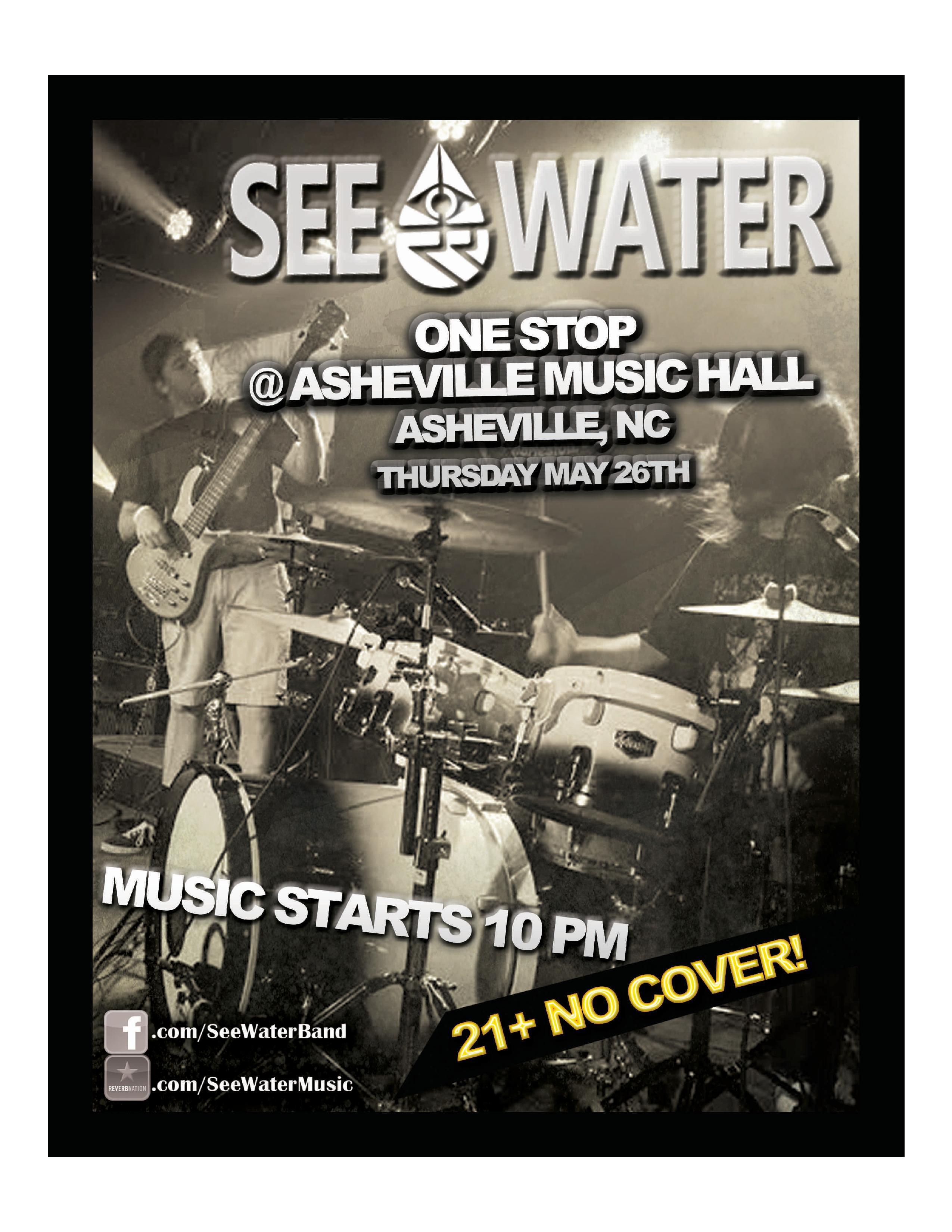 See Water - [reggae]