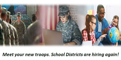 Troops to Teachers Information Session