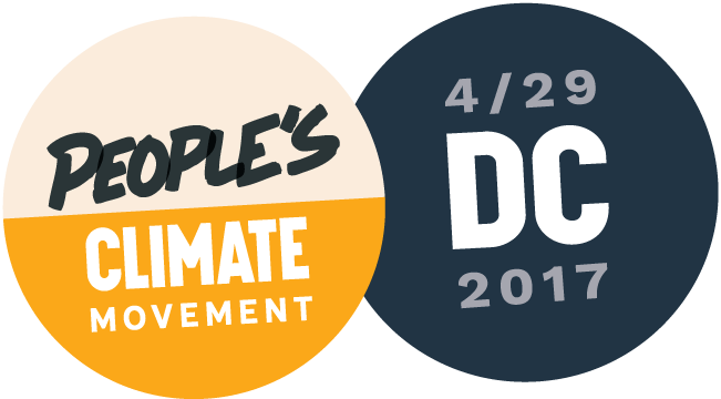 2017 People's Climate Mobilization March - Ro