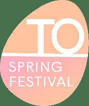 Toronto Spring Festival logo