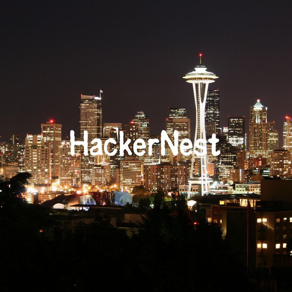 HackerNest Seattle May Tech Social