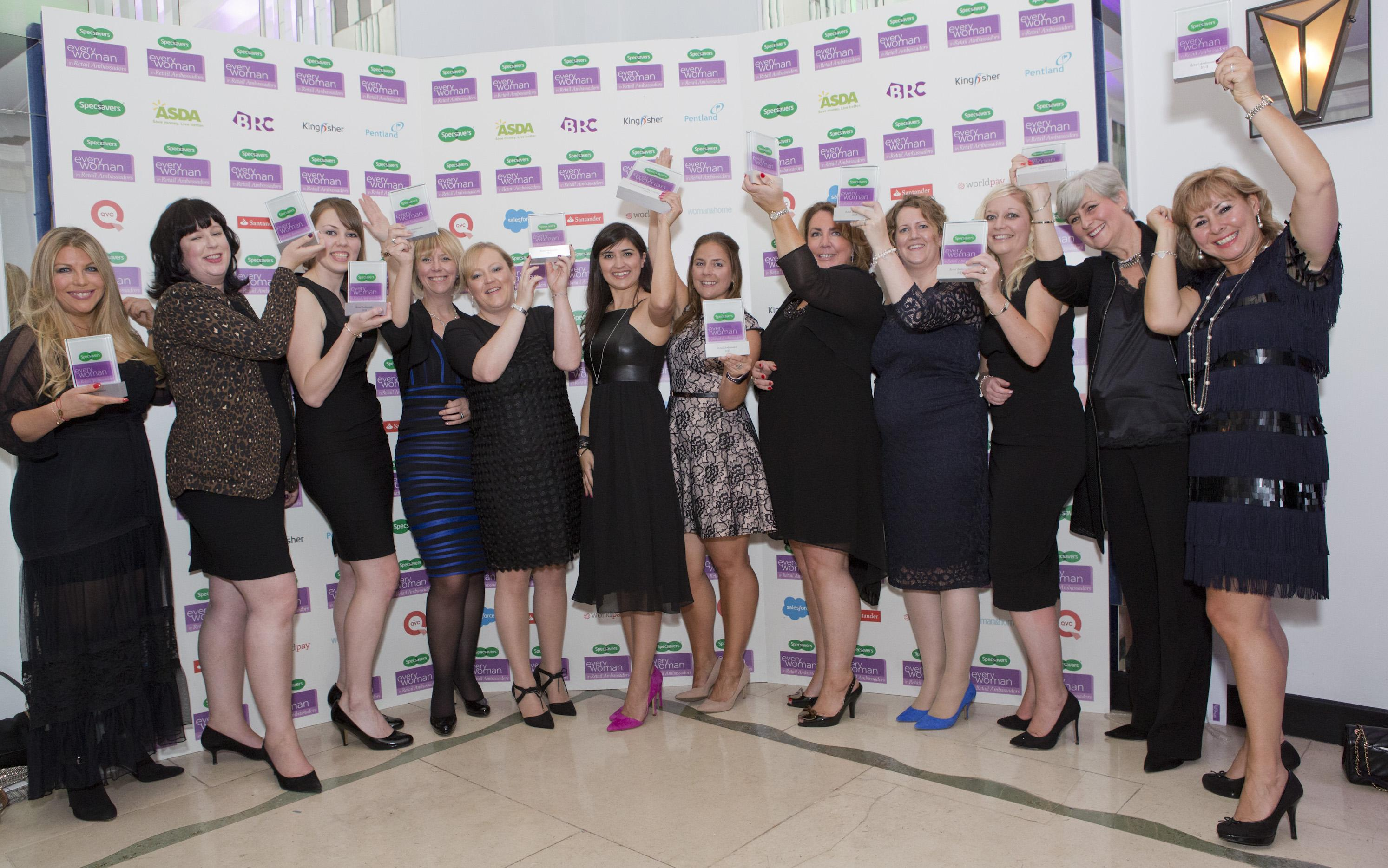2017 Worldpay everywoman in Retail Ambassadors Programme