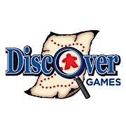 Discover Games logo