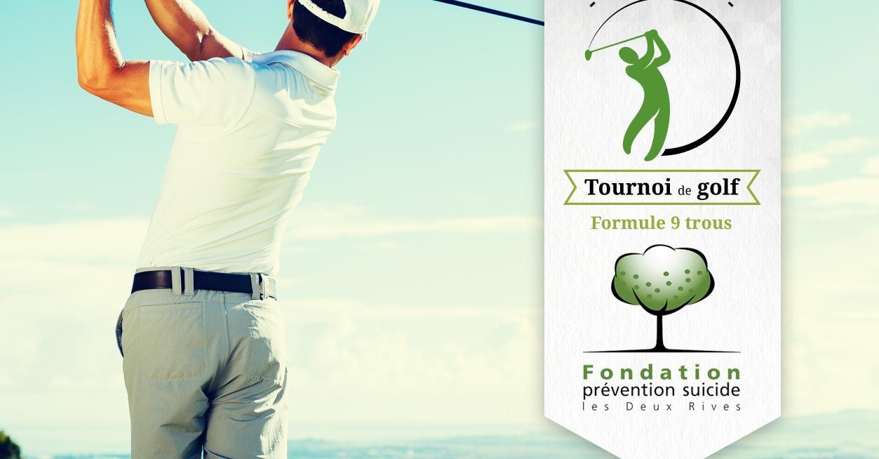 Tournoi de golf pour la vie