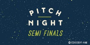CoCoon Pitch Night Semi-finals Spring 2017 (23/3)...