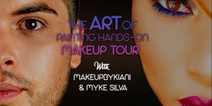 The Art of Painting Hands-on Makeup Tour -  With...