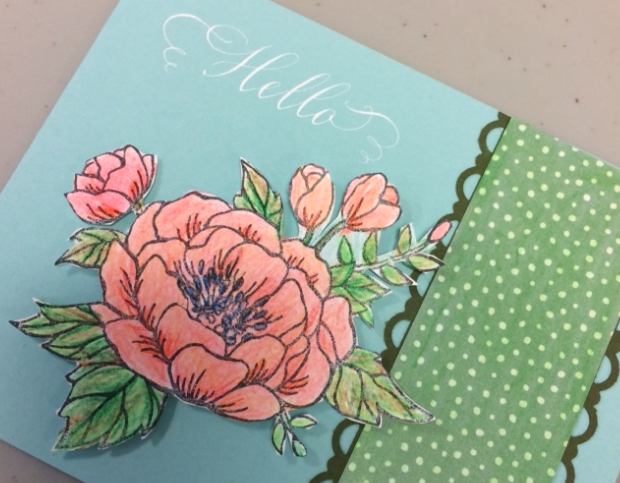 Spring Card-Making Party (3.31.17)
