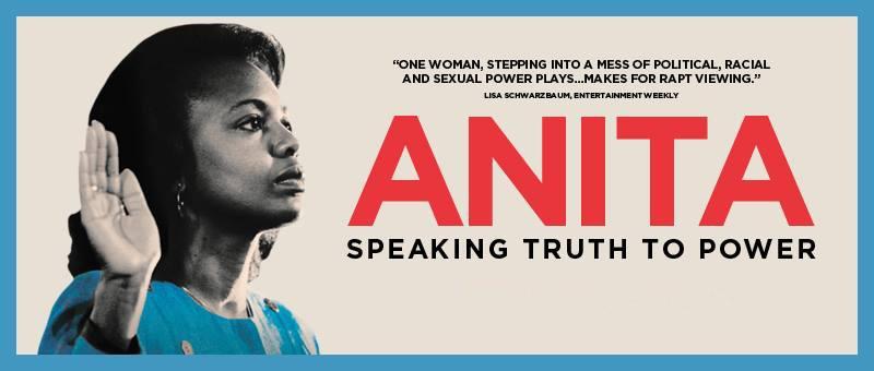 "A Screening of ""ANITA"" Followed by a panel di"