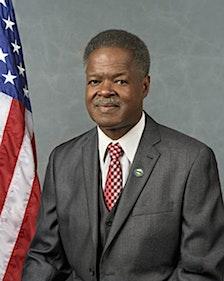 Supervisor Federal D. Glover logo