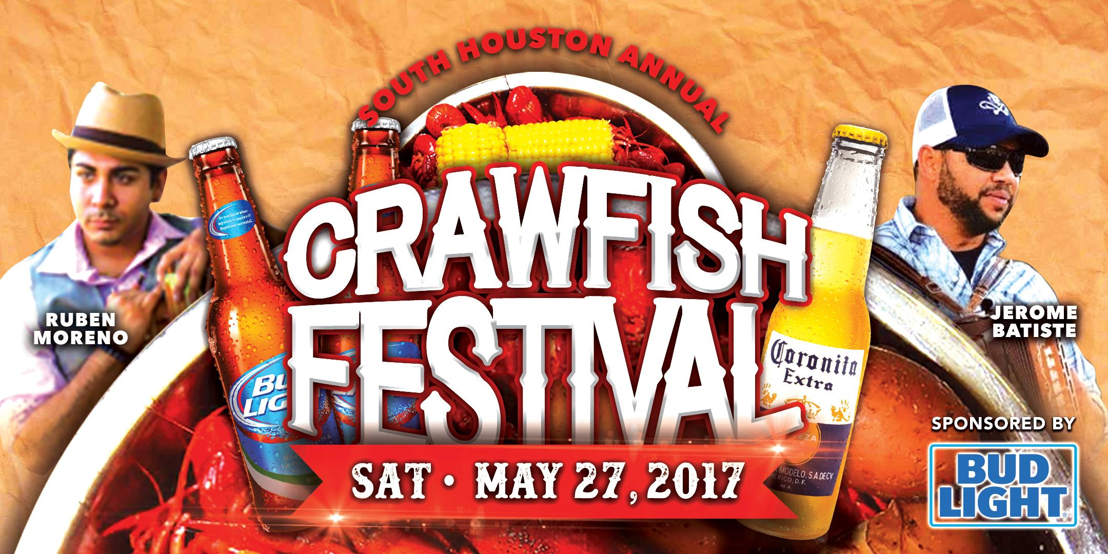 Image result for South Houston Crawfish Festival at Hobby Event Center