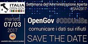 OpenDataDay UniSa 2017