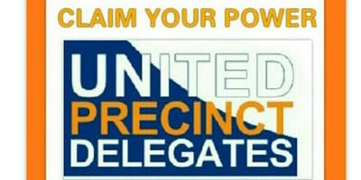 UNITED PRECINCT DELEGATE MEMBERSHIP ( BECOME A MEMBER)