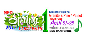 NED Eastern Regional Contest/Convention 2017