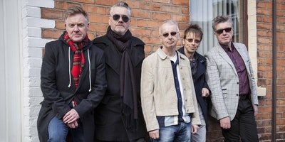 THE UNDERTONES (UK)