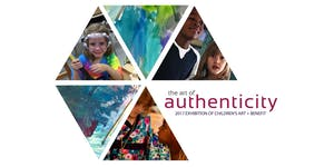 The of Authenticity 2017: Exhibition of Children's Art...