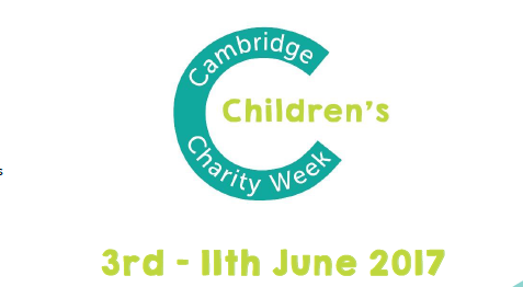Cambridge Childrens Charity Week...pop-up Esc