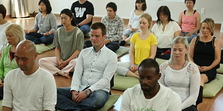 Jakarta Meditation Introductory Lecture tickets