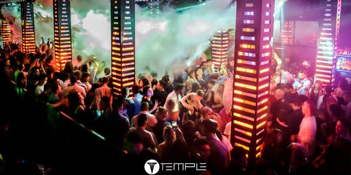 TEMPLE SATURDAY'S - NO COVER with RSVP (trendsf)