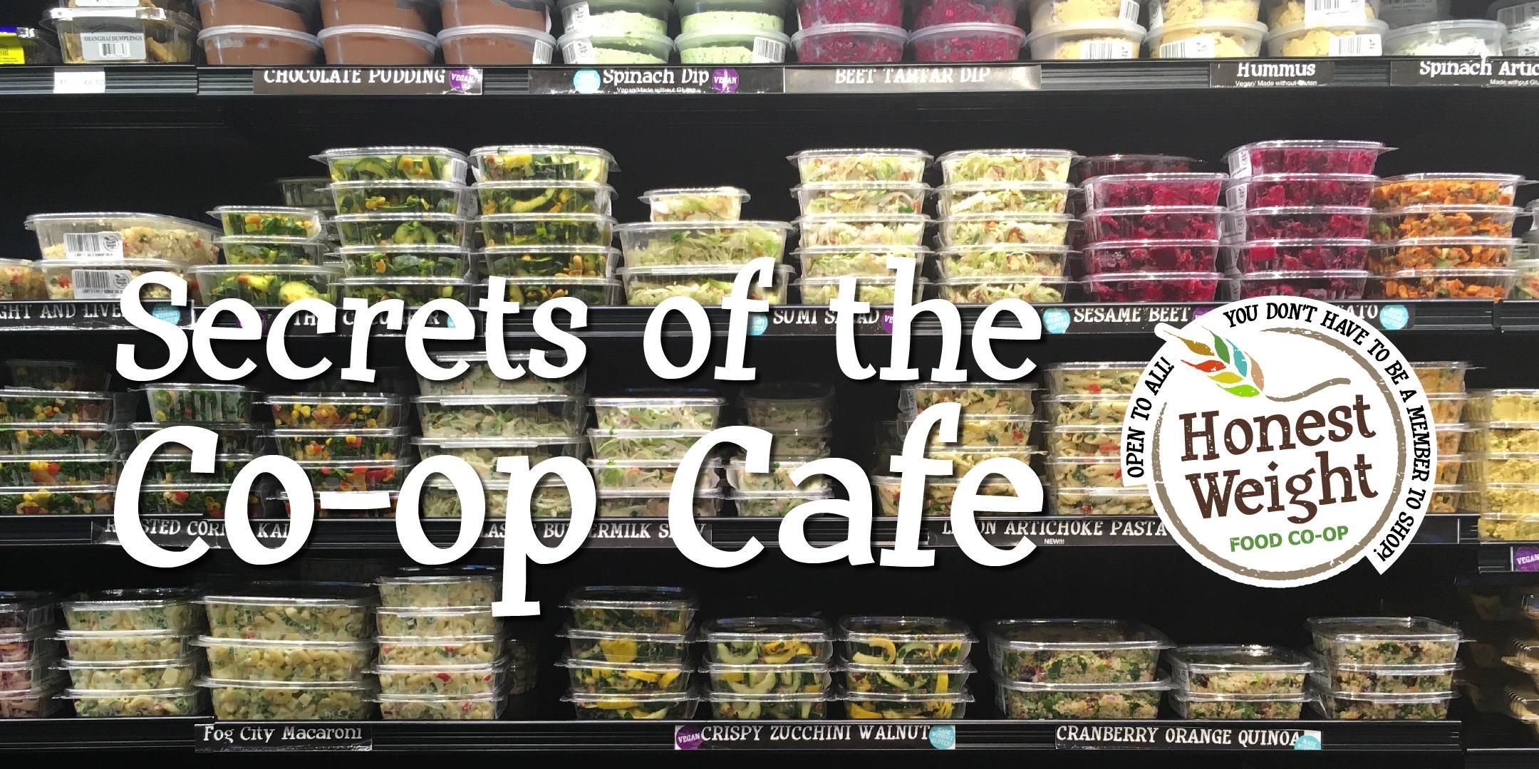 Secrets of the Co-op Café