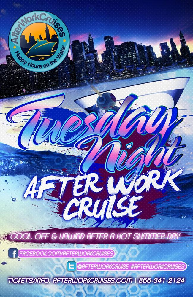 Tuesday Night After Work Cruise. Tuesday Night After Work Cruise