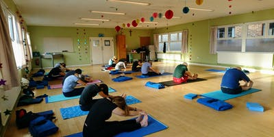 Do Yoga on Fridays at 10am in Milton