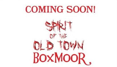 Spirit of the Old Town BOXMOOR - August